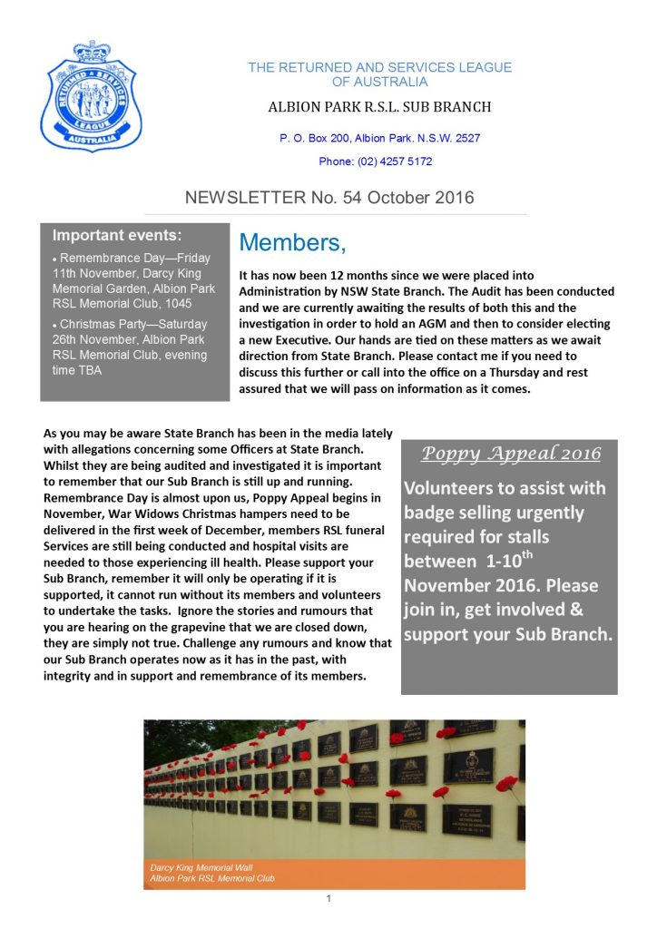 aprsl-newsletter-54-page-1